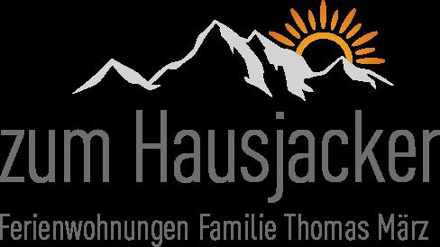 Entspannen Sie in unseren Ferienwohnungen in Wackersberg bei Tölz Logo